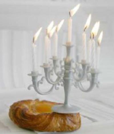Candelabra Candle